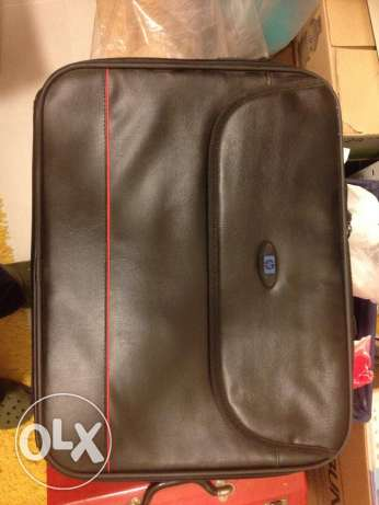 HP laptop bag, brand new. Never used. 16in x 11in.