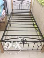 slightly used bed frame