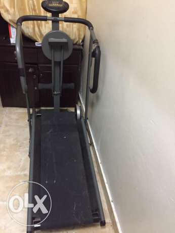 manual threadmill 3 in 1 + stomach excersise machine