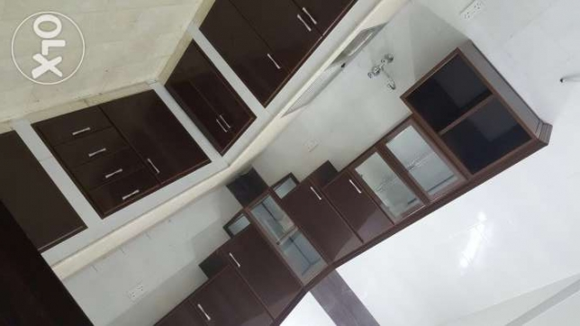 Flat for rent yearly auqad