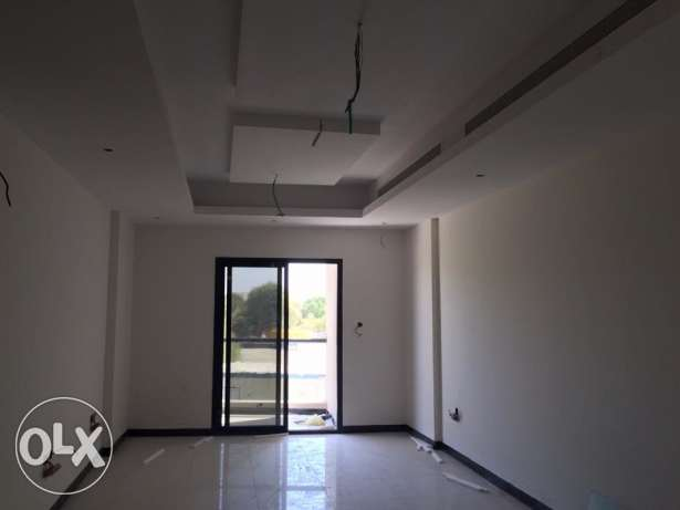 e1 nice flat for rent brand new in al qurum 2 bhk بوشر -  3