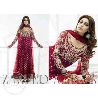 Designers semi detached suits with discounted rates روي -  4