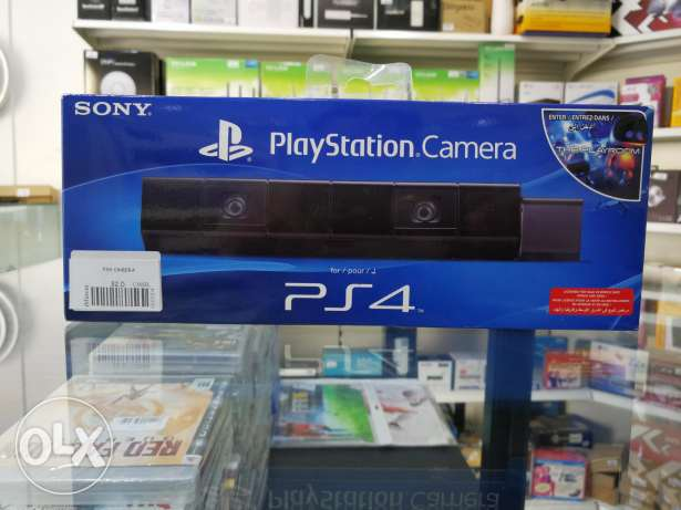 Ps4 camera new not open
