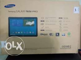 Samsung note pro 12.2 /32 gb see brand new fewdays used