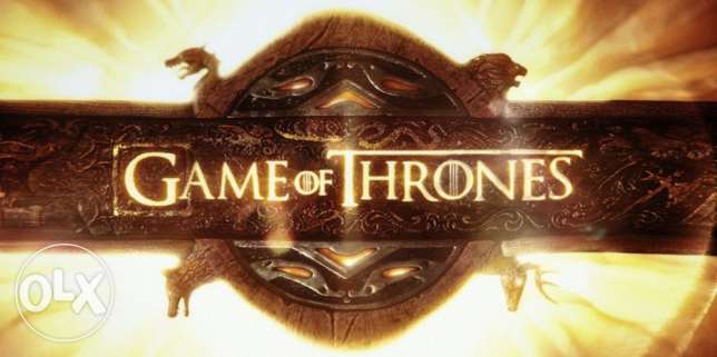 game of thrones بوشر -  1
