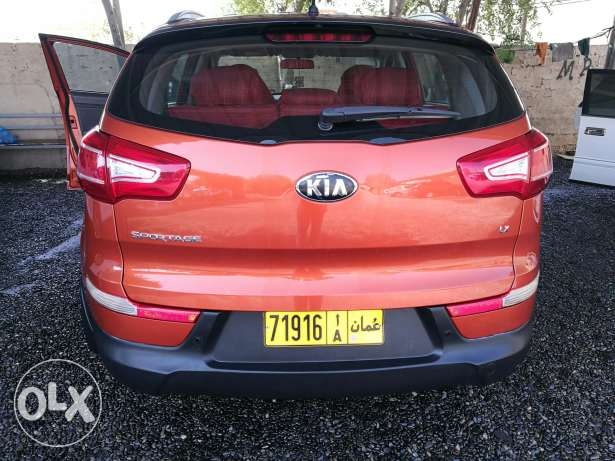 Kia sportage good car المصنعة -  2