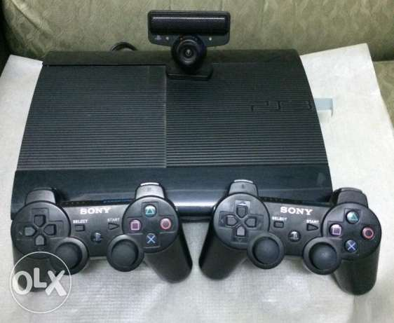 Playstation 3 move with 2 joysticks مسقط -  3