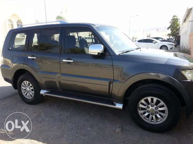 Pajero for sale, year 2012 model