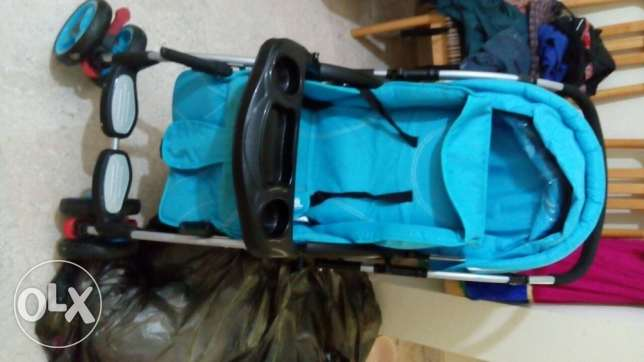 Baby stroller for sale روي -  1