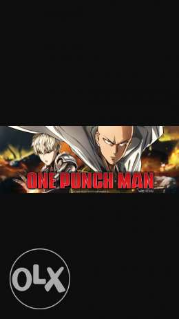 Famous Japanese anime one punch man sub or dub