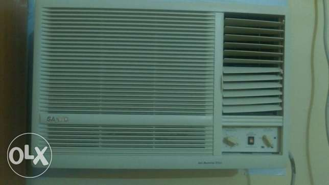 3 WINDOW ACs in a very good condition