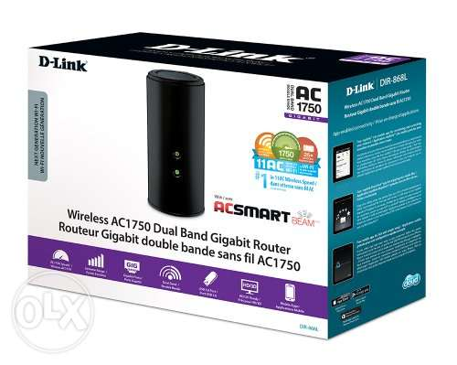 Dlink Router AC1750 less price than market