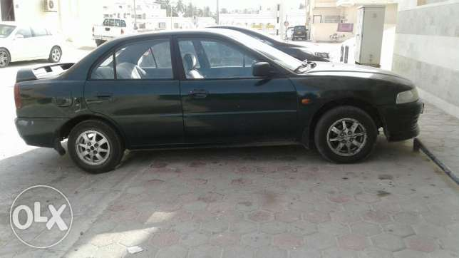 For sale mitsubishi lancer doctor use selling for travelling very nic