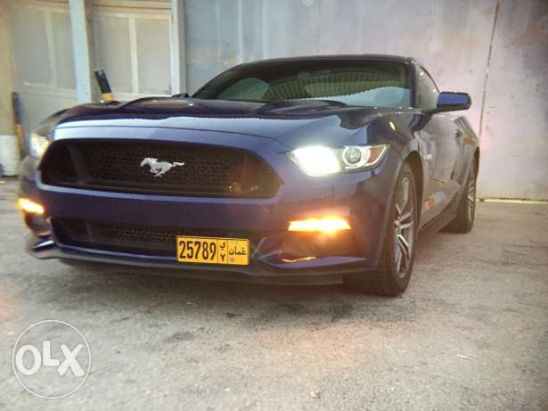Mustang موستانج