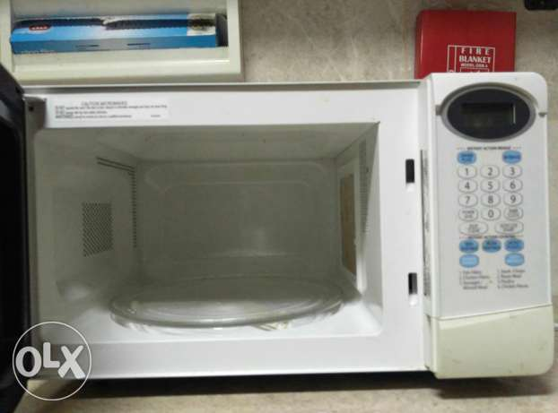 Sharp Carousel Microwave مسقط -  3