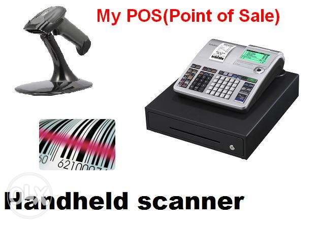 My POS - Point of sale cash register