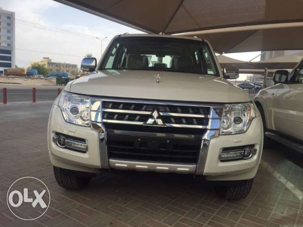 Brand new 2017 Mitsubishi Pajero 3.5L GLS TOP (#1 options)