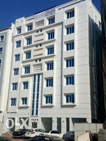 Alkhwair new 1&2 bedrooms flats in