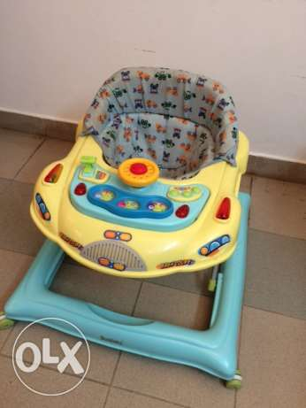 Baby walker from babyshop
