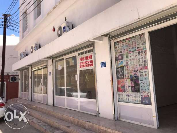 KLYT5- Brand New Shop For Rent in Al Hamriya Ruwi