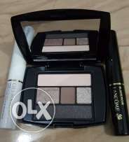 lancome eyeshadow with mascara