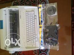 Brother AX 410 typewriter for sale