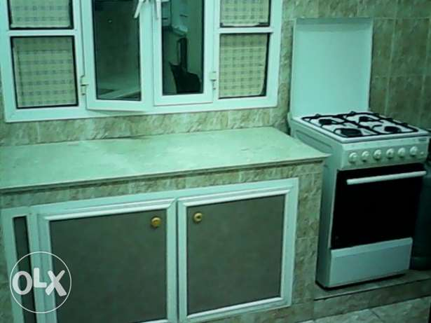 fully furinshed 1 BHK for rent in azeba - 1 bedroom - Hall - - kitche مسقط -  5