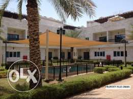 Cute 4BHK townhouse with pool for rent in South Al-Hail near Chouiefat