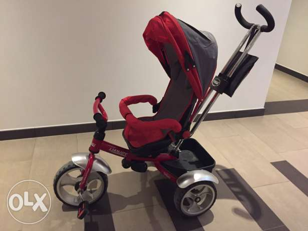 stroller tricycle for sell مسقط -  1