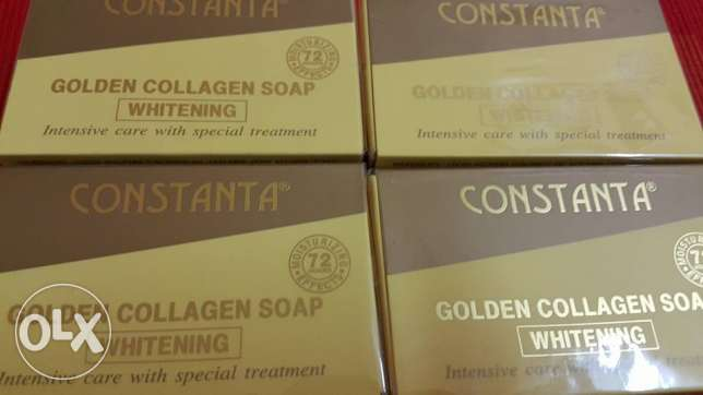 constanta collagen soap FROM GERMANY مسقط -  5
