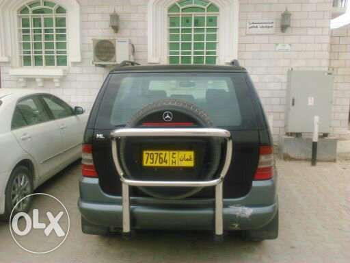 1999 ML-350 Mercedes-Benz (Mint Conditi) صلالة -  1
