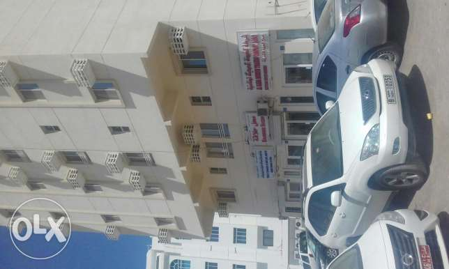 Flat for rent in wadi kaber