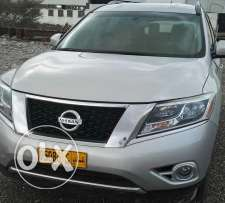 Nissan pathfinder full option very clean 2013 price 6500 RO