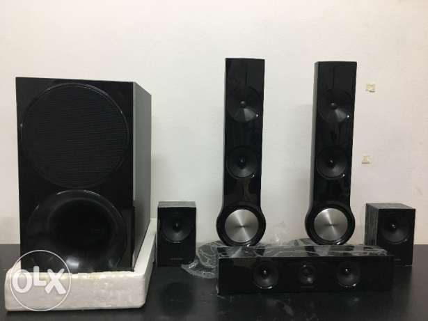 Samsung Home Theater 5.1,1000w