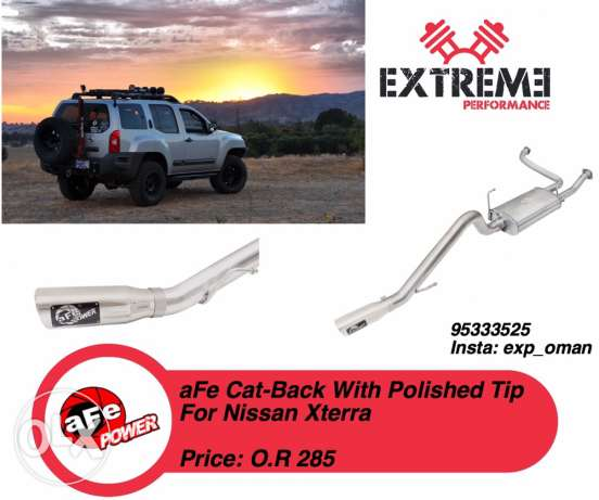 Extreme Performance Off Road Cars Accessories