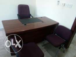 Office Tabke and chairs