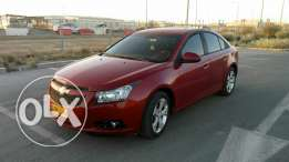 Chevrolet Cruze 1.8 ( 6 speed transmission )