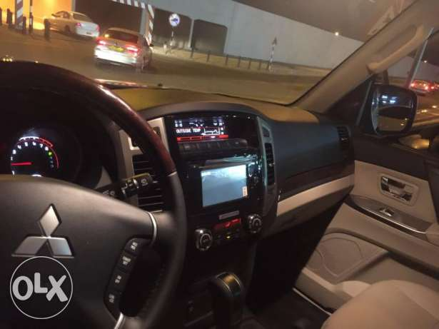 Muscat Mitsubishi Pajero 4daily rent 45 RO per day for expat&omanis مسقط -  3
