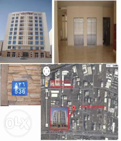 )New spacious 2BHK