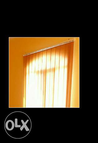 Window vertical blinds for sale