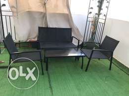 Outdoors Set.3 Seats+1 Table
