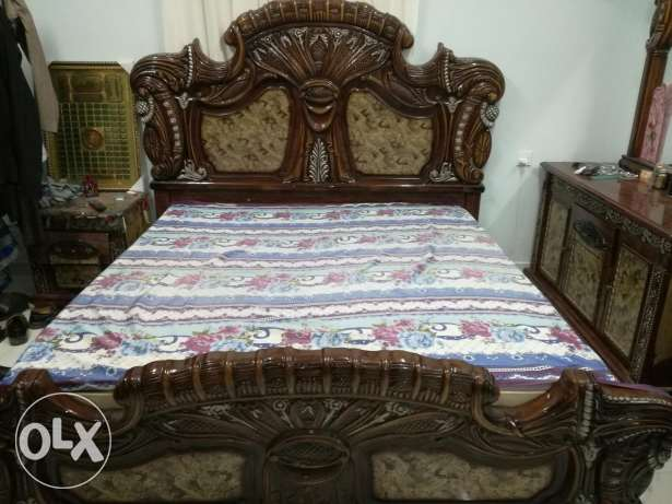 Good condition furniture on sale.
