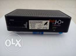 Dish tv Receiver box with antenna