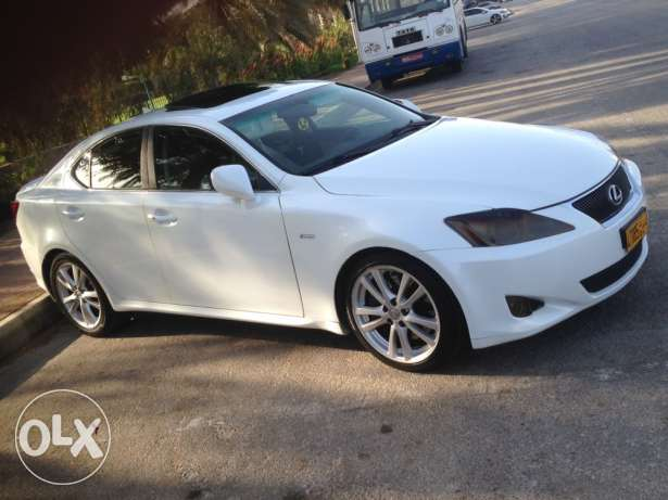 lexus is 350 full option 2007 مسقط -  4