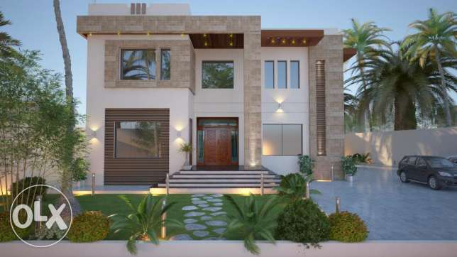 For 3D House