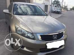Accord 2009 Expat Owned Urgent Sale