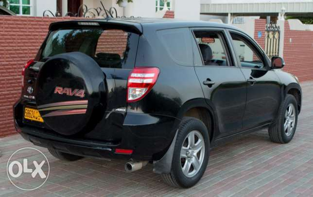 Toyota Rav 4 GCC model 2009