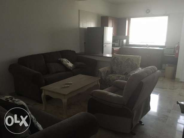 furnished flat for rent in boshar near al amin mosque بوشر -  2
