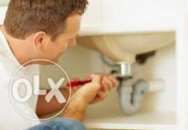 Maintenance works of electrical and plumbing...