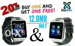 Buy One Get One Free Smart Watch High Quality